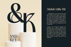 Magnitude - Stylish Sans Serif Product Image 4