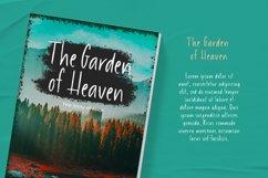 Heart Garden - A Handwritten Font Product Image 6