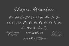 Shopie Minclair - Signature Script Product Image 2