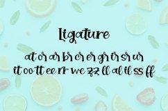 Nobula || handwriting font Product Image 4