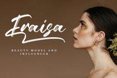 Finesolla - Brush Font Product Image 5