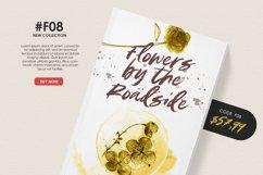 Olive & Vine - Brush Font Product Image 5