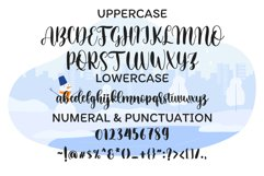 Sweet Christmas - A lovely Script Font with swash Product Image 5