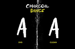 Charcoal Dance - Quirky Handwriting Fonts Product Image 2