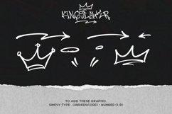Kingslayer - Graffiti Font Product Image 5