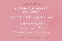Happy Pink - Handwritten Font Product Image 6