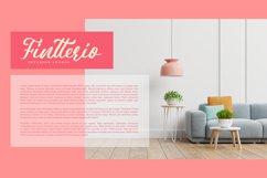 Alovetha - Brush Script Font Product Image 6