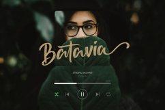 Sutten Batavia - Brush Font Product Image 6