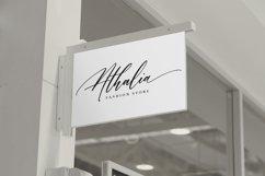 Athallia - Luxury Font Product Image 6