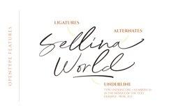 Sellina World - Signature Script Product Image 2