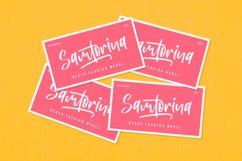 Southeast - Summer Font Product Image 6