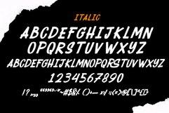 RAIZOR brush font Product Image 4