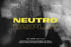 Neutro Display Product Image 1