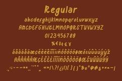 Semongko - a cute display font Product Image 3