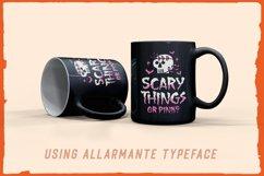 Allarmante - Horror Font Product Image 3