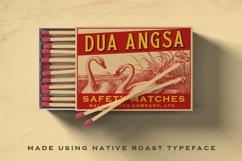 Native Roast - Layered Display Font Product Image 2