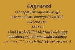 Semongko - a cute display font Product Image 5