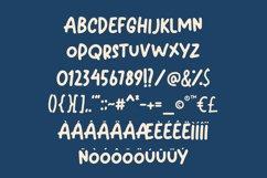 Blue Cirrus Script Product Image 5