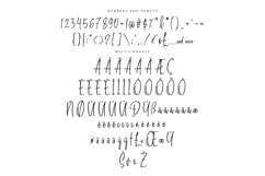 Breakfast and Chill - Handwriting Fonts Product Image 2