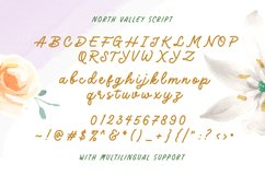 North Valley - Cute Sans and Script Product Image 5