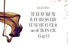 Crescent Slim - Stylish Serif Font Product Image 2