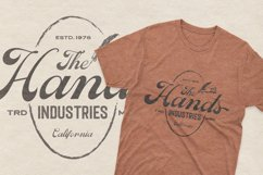 Wanlaners - Vintage Script Product Image 5