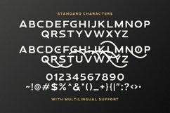 Proxemic - Advanced Logo Font Product Image 2