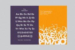 Henju Sans - Variable Font Product Image 5
