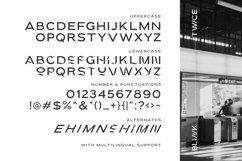 Blink Twice - Unique Sans Product Image 2