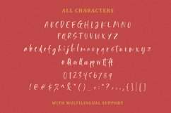Hello Gorgeous - Handwritten Font Product Image 3