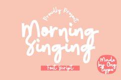 Morning Singing Product Image 1