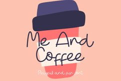 Me and Coffee Product Image 1