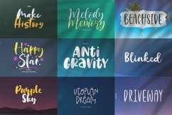 Epiclinez Crafty Crafter Bundle   27 Fonts Collection. Product Image 3