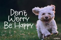 Happy Face - A Cute Display FOnt Product Image 5