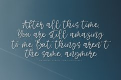 Anymore - A Fun Script Font. Product Image 4