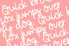 The Last Midnight Fun Hnadwritten Font Script Product Image 4