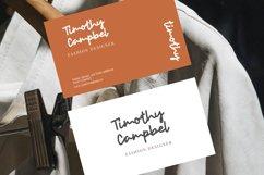 Amanda Sahaera Signature Font Product Image 5