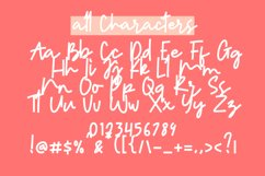 Another Brother Font Script Product Image 5