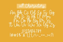 Chewy Pudding Fun Handwritten Font Script Product Image 6