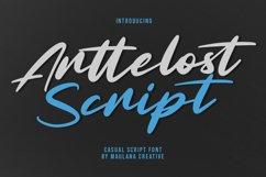Arttelost Casual Script Font Product Image 1