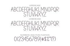 Ashleigh - a sans serif font Product Image 4