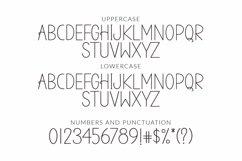 Web Font Ashleigh - a sans serif font Product Image 4