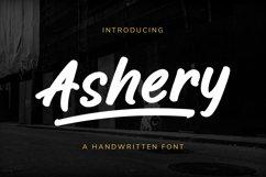 Ashery - Handwritten Marker Product Image 1