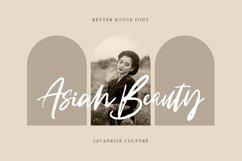 Better Rouge Brush Font Product Image 3