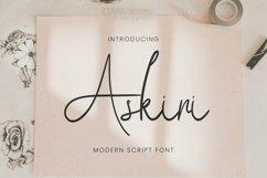 Web Font Askiri Product Image 1