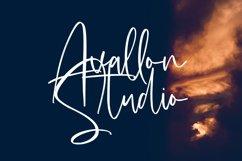 Astavilla Script Font Product Image 3