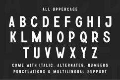 Athena | Rough Sans Serif Font Product Image 4