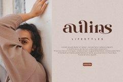 Athios - Elegant Typeface Product Image 2