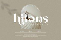 Athios - Elegant Typeface Product Image 5