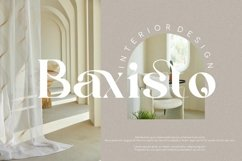 Athios - Elegant Typeface Product Image 6